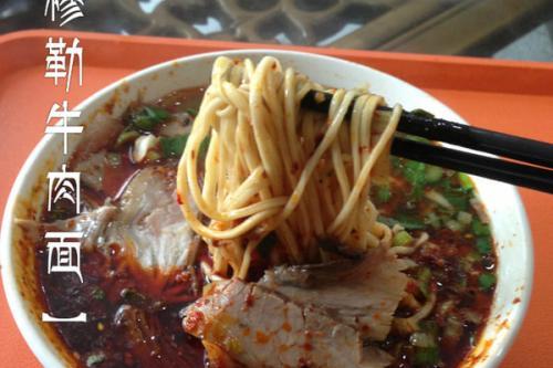 中国地方特色美食:甘肃篇