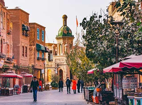 新疆喀什:2100多年的历史沉淀,藏有人间最值得一尝的风味..