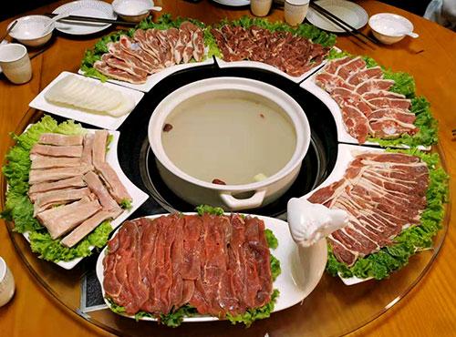 西安华宇开锅羊肉的三款招牌小吃