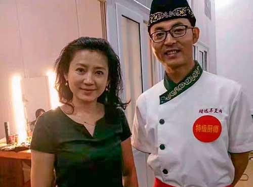 中国清真餐饮名人 金成龙和他经营的靖远羊羔肉