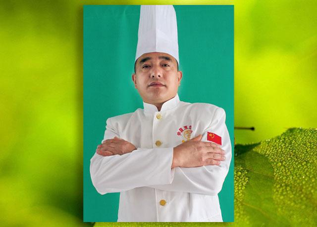 全国清真餐饮牛人评比一等奖:赵太平