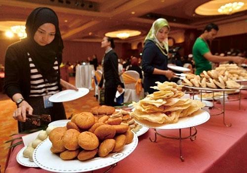 清真食品连接马来西亚与西安