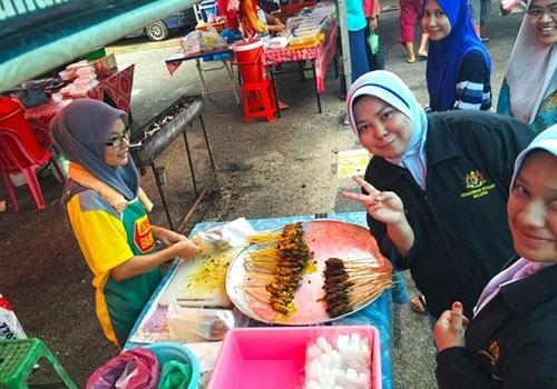 穆斯林斋月,在兰卡威寻找特色美味