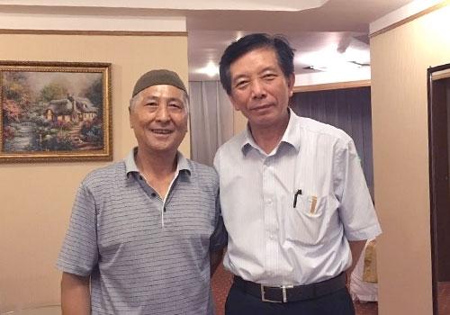 中国烹饪协会会长姜俊贤关怀陕西清真餐饮业发展