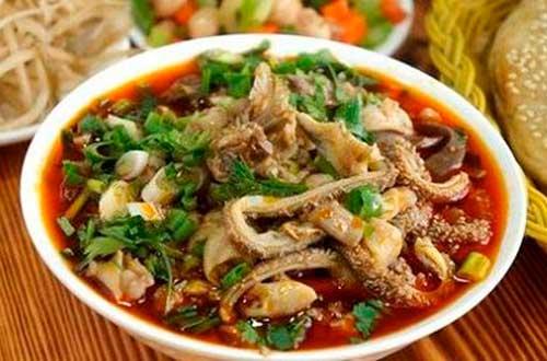 中国地方特色美食:宁夏篇