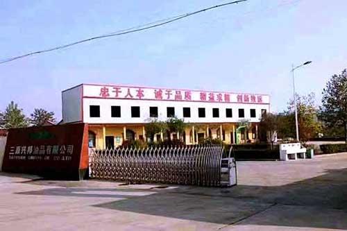 陕西小磨香油企业的领军者:三原兴邦油品