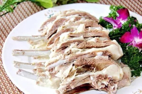 白剑波|2017年甘肃宁夏清真美食散记