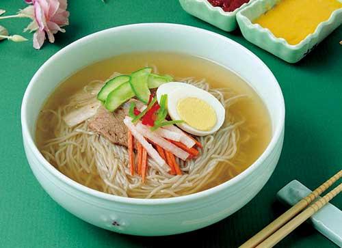 白剑波|民族美食朝鲜冷面