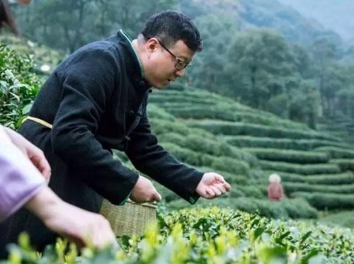 网易CEO丁磊谈做茶:先把家门口的龙井做好