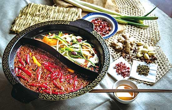 菜肴故事|关于川味火锅的起源与流行