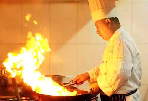 厨调知识 热菜28种烹饪技法详解